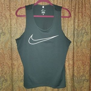 Nike Dri Fit Reflective Tank Top Sz: Med